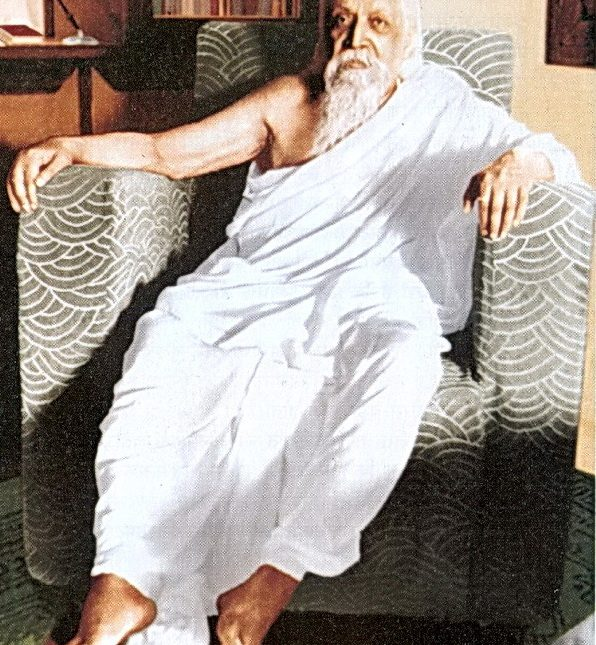 Sri Aurobindo Wallpaper