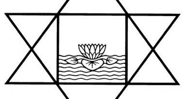 Sri Aurobindo Symbol