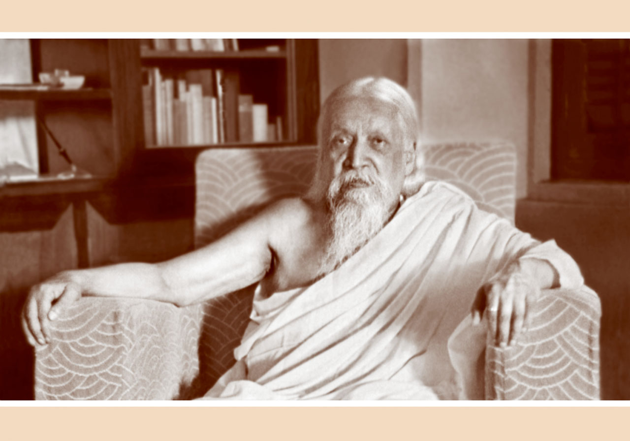 Darshan Card 15 Aug 2019 Sri Aurobindo Ashram